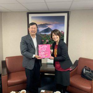台湾中央政府から茶畑ツアーのご招待を受けました!